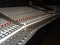 SSL 9000 J 96ch, left view, Studio 9000, PatchWerk Recording Studios, 2007.jpg