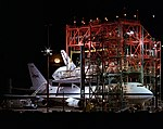 STS-76 - Being Prepared for Delivery to Kennedy Space Center via SCA 747 Aircraft DVIDS708122.jpg