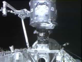 STS-88 EVA 1 video highlights