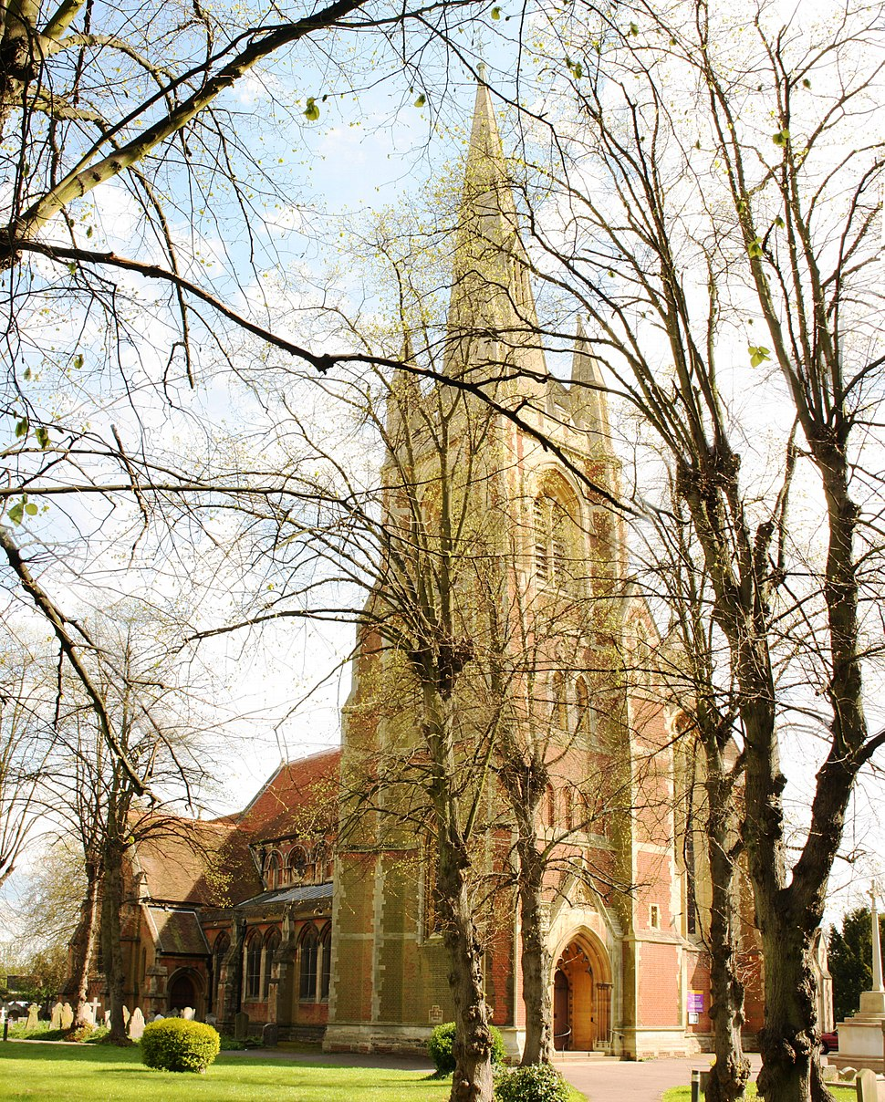 ST Mary´s Parish Church 4
