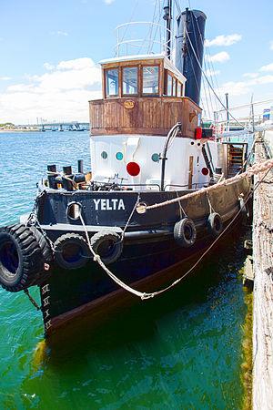 Yelta (tugboat) - Image: ST Yelta