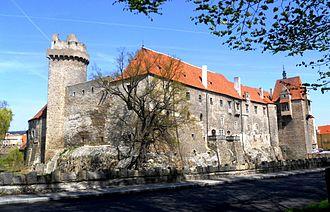 Strakonice - Strakonice Castle