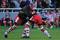 ST vs Gloucester - Warm-up - 03.JPG