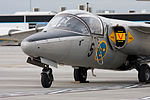 Saab 105 at jersey airport in 2009.JPG