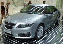 Second Generation Saab 9 5