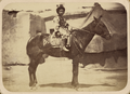 Saddle Gear of Central Asians. Horse Racing Saddle Gear WDL10877.png