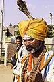 Sadhu Holy men at Hampi, Karnataka District.jpg