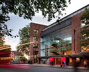 Sadler's Wells Theatre - Sadler's Wells Theatre, September 2015