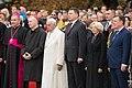Saeimas priekšsēdētāja piedalās Viņa Svētības pāvesta Franciska vizītes pasākumos (44161103394).jpg
