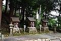 Saguriten-Shrine in Iwayama, Ujitawara, Kyoto July 6, 2018 17.jpg