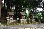 Saguriten-Shrine in Iwayama, Ujitawara, Kyoto July 6, 2018 17.jpg