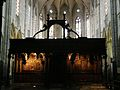 Saint-Bertrand-de-Comminges cathédrale jubé.JPG