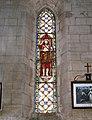 Saint-Laurent-des-Hommes église vitrail St Jean Baptiste (1).JPG
