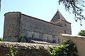 Saint-Polycarpe (Aude) Abbatiale Saint-Polycarpe 4323.JPG