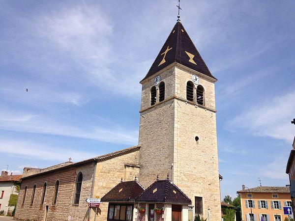 Photo de la ville Saint-Étienne-sur-Chalaronne