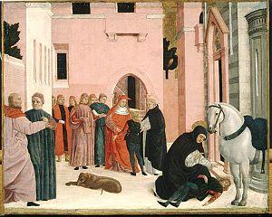 Saint Dominic Resuscitating Napoleone Orsini