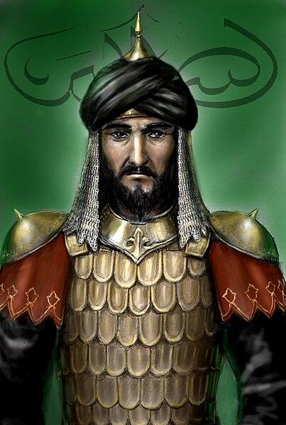 تعرف صلاح الدين الأيوبي