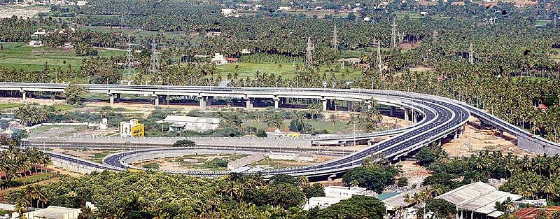 Tamil Nadu Cities Amp Towns Ring Road  Bypass Road Updates