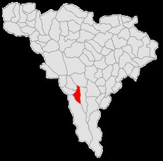 Săliștea Commune in Alba, Romania
