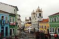 Salvador, chiesa di nossa senhora do preto, ext. 02.JPG