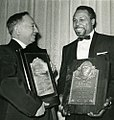 Sam Taub and Archie Moore 1959.jpg