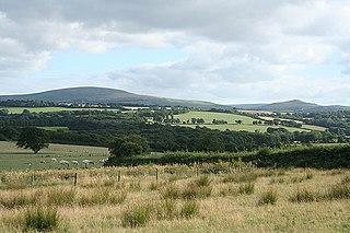 Cosdon Hill