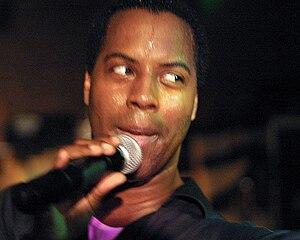 Samwell (entertainer) - Samwell in 2007