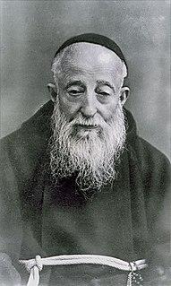 Leopold Mandić 19th and 20th-century Catholic priest and saint