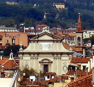 San Marco, Florence church and former convent, now museum, in Florence, Italy