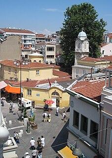 Chalcedon Town in Bithynia
