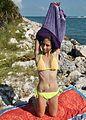 Sand Key Park Beach - young woman bikini.jpg