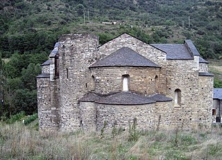 cultural property in Les Valls de Valira, Spain