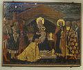 Santa Felicita, Mariotto di Cristofano (attr.), Adorazione dei Magi (prima metà XV secolo).JPG