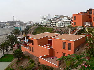 Santa María del Mar District (Peru) - Part of Santa María del Mar