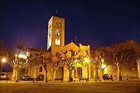 Santa Maria de Vilabertran - Nit.JPG