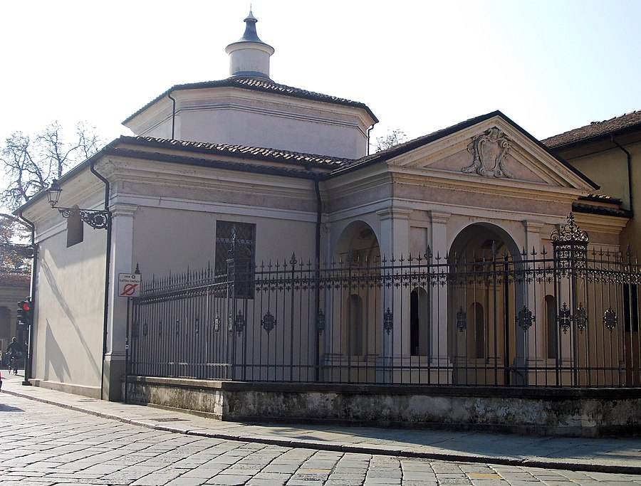 Santa Maria degli Angeli, Parma