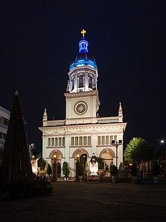 Santa Cruz Church, Bangkok church in Bangkok, Thailand