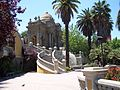 Santiago Chile Santa Lucia Park.JPG