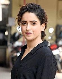 Sanya Malhotra Wikipedia