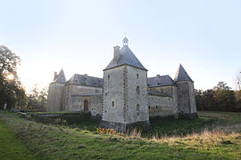 Chateau of Tassigny