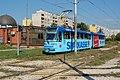 Sarajevo Tram-502 Line-3 2011-10-04.jpg