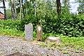 Sarkanās armijas brāļu kapi Mežvidos (1134 karavīri), Baldones pagasts, Baldones novads, Latvia - panoramio (2).jpg