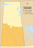 Saskatchewan's municipalities
