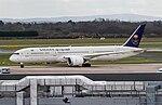 Saudia, Boeing 787-9 Dreamliner, HZ-ARB (25651976424).jpg