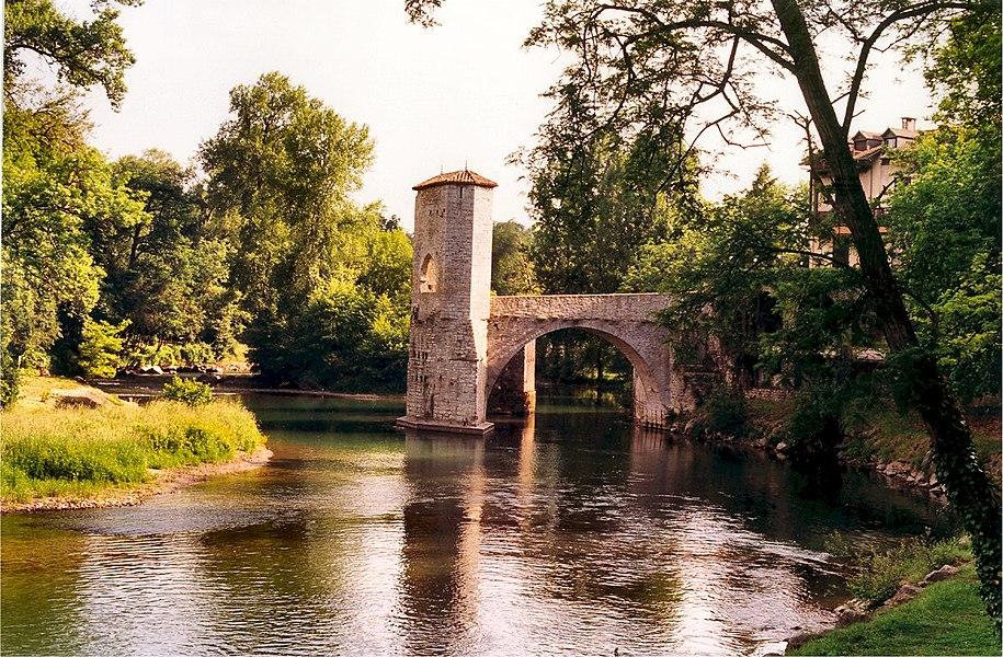 Pont de la Légende (Classé)