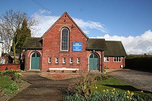 Saxilby - Saxilby Methodist Church
