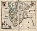 Scaveniuskartet i Blaeus Atlas Maior, 1662.jpg