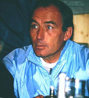 Rolf Schafstall - Rolf Schafstall with Schalke in 1986.