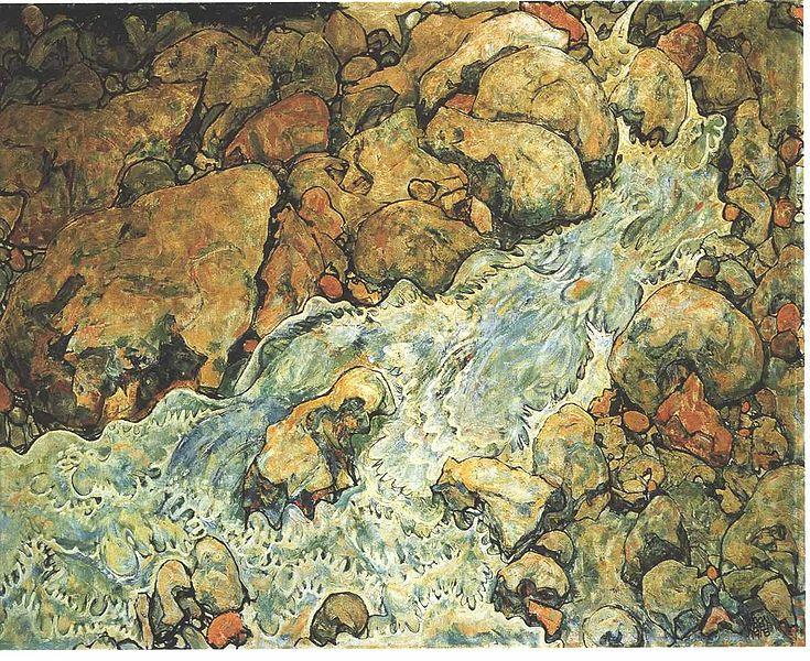 File:Schiele - Wildbach - 1918.jpg