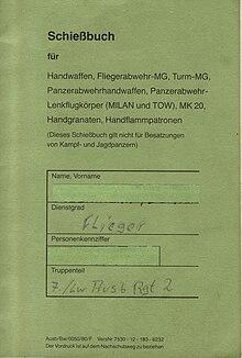 Schießbuch – Wikipedia